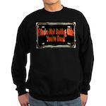 Getting Older Sweatshirt (dark)