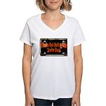 Getting Older Women's V-Neck T-Shirt