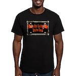 Getting Older Men's Fitted T-Shirt (dark)