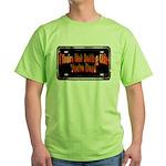 Getting Older Green T-Shirt