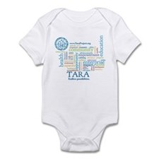 Wordle Infant Bodysuit