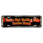 Getting Older Bumper Sticker (50 pk)