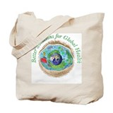 Health promotion Tote Bag