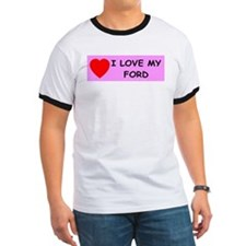 I Love My Ford T