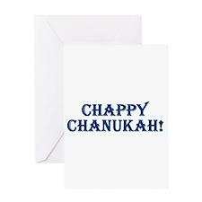 2-CHANUKAH Greeting Cards