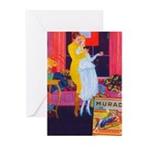Art Deco Best Seller Greeting Cards (Pk of 10)