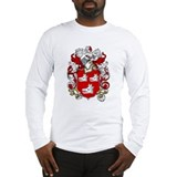Everett Coat of Arms Long Sleeve T-Shirt
