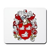 Everett Coat of Arms Mousepad