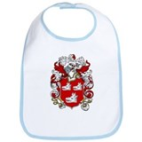 Everett Coat of Arms Bib