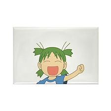 Yotsuba Rectangle Magnet (10 pack)