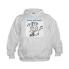 Dutch Girls Rock Hoodie