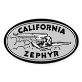 Oval Zephyr Decal