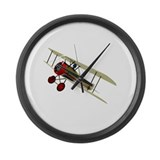 Pilot Version 2 Large Wall Clock