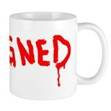 Resigned Coffee Mug