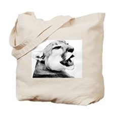 Cool Puma Tote Bag