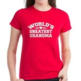 World's Greatest Grandma Tee