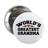 "World's Greatest Grandma 2.25"" Button"