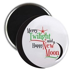 "Twilight New Moon Phase 2.25"" Magnet (10 pack)"