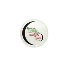 Twilight New Moon Phase Mini Button (100 pack)