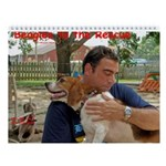 BTTR Beagle Rescue Wall Calendar