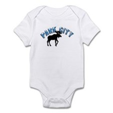 Park City, Utah Infant Bodysuit