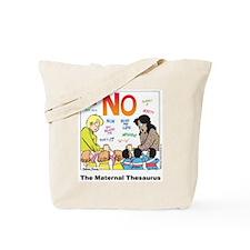 Maternal Thesaurus Tote Bag