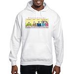 Millennium Status Quo Hooded Sweatshirt