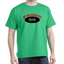 Proud Omi T-Shirt
