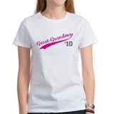 great grandma to be '10 Tee
