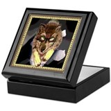 Wolf Breakthrough Keepsake Box
