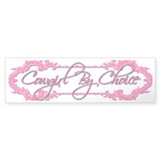 Cowgirl By Choice Bumper Bumper Sticker