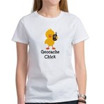 Geocache Chick Women's T-Shirt