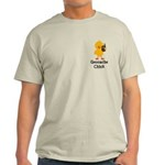 Geocache Chick Light T-Shirt