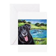 Portrait of Gritz Greeting Cards (Pk of 20)