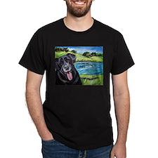 Portrait of Gritz T-Shirt