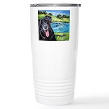 Portrait of Gritz Travel Mug