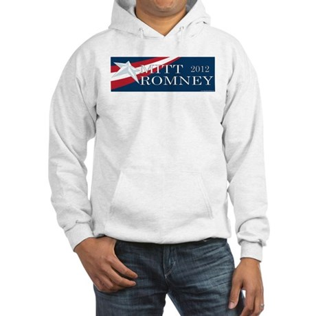 Mitt Romney 2012 Hooded Sweatshirt
