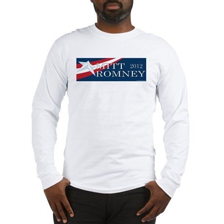 Mitt Romney 2012 Long Sleeve T-Shirt