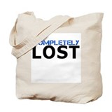 Completely Lost Tote Bag
