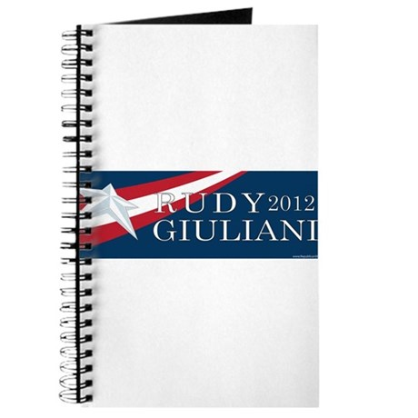 Rudy Giuliani 2012 Journal