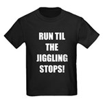 Jiggle Stopper Kids Dark T-Shirt