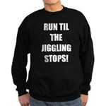 Jiggle Stopper Sweatshirt (dark)