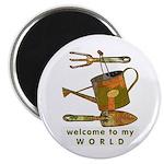 """Garden Tools 2.25"""" Magnet (100 pack)"""