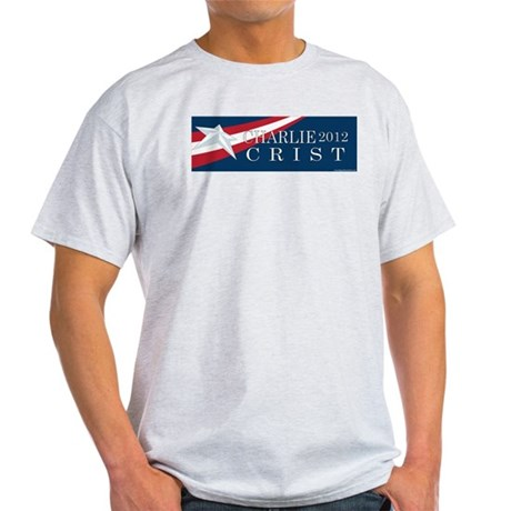 Charlie Crist 2012 Light T-Shirt