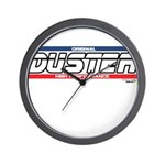 DusterX Wall Clock