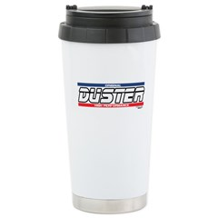 DusterX Ceramic Travel Mug