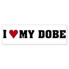 I Love My Dobe