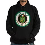 IE Ireland(Eire/Erin) Hockey Hoody