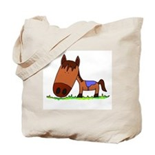 Tote Bag Shopper Bag Horsey