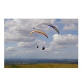 Tandem gliding Postcards (Package of 8)